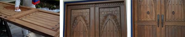 Межкомнатные двери из массива в Хабаровске, Владивостоке и Москве.
