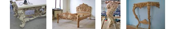 Мебель для спальни из дерева в Хабаровске, Владивостоке и Москве.