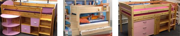 Детская мебель по Вашим размерам на заказ в Хабаровске, Владивостоке и Москве.