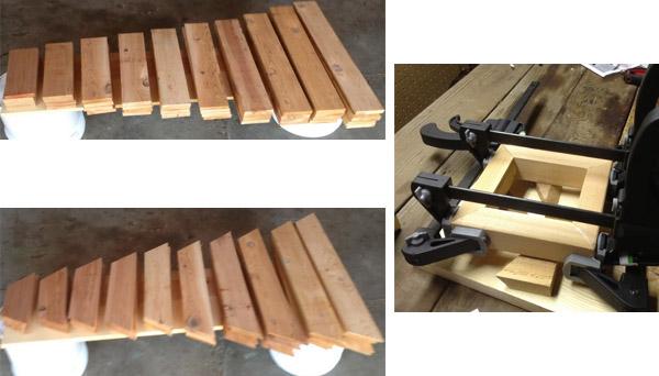 как изготовить санки из дерева