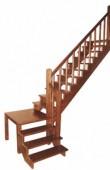 Лестница с площадкой L2